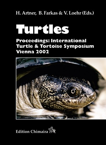 Turtles.Proceedings: International Turtle and Tortoise Symposium Vienna 2002