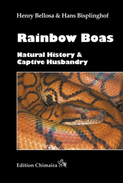 Rainbow Boas - Natural History & Captive Husbandry