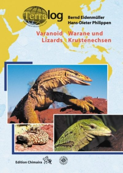 Varanoid Lizards