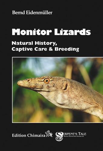 Monitor Lizards Natural History - Captive Care - Breeding