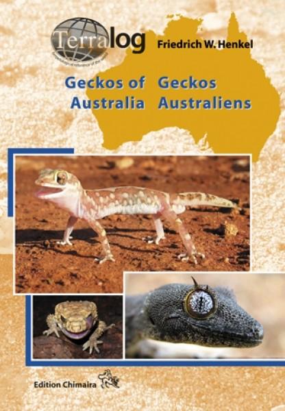 Geckos of Australia