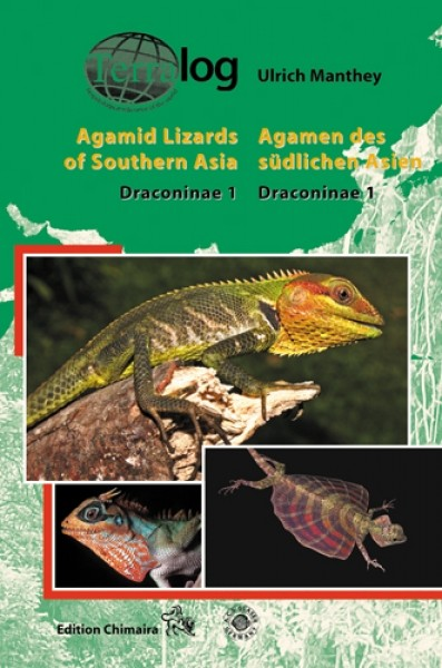 Agamid Lizards of Southern Asia. Draconinae 1