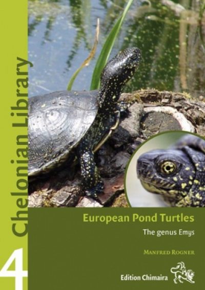European Pond Turtles - Emys orbicularis