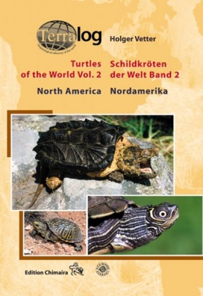 Turtles of the World, Vol. 2, North America