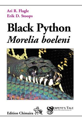 Black Python – Morelia boeleni