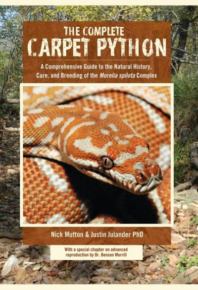 The complete carpet Python