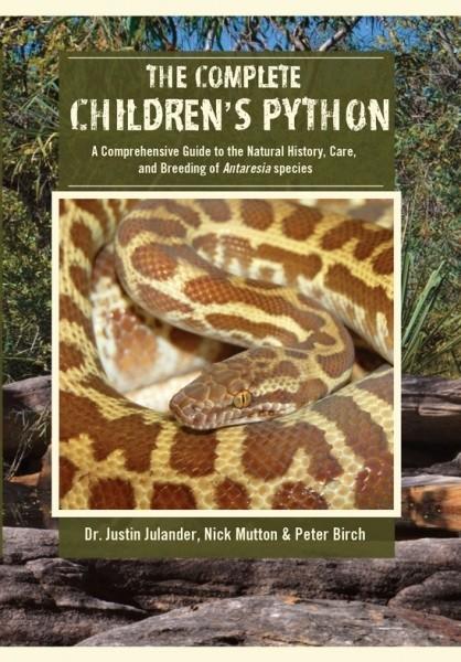 The Complete Children's Python