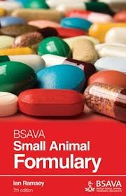 BSAVA Small Animal Formulary 7th edition