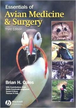 Essentials of Avian Medicine & Surgery 3th Edition