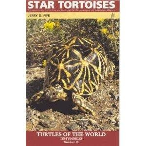 Star tortoises, The Natural History, Captive care, and breeding of Geochelone elegans and Geochelone platynota
