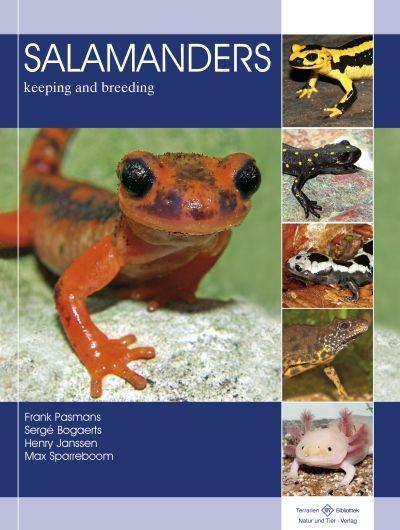 Salamanders Keeping and Breeding