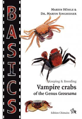 Keeping & Breeding Vampire crabs of the Genus Geosesama