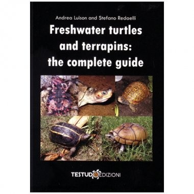 Freshwater turtles and terrapins the complete guide