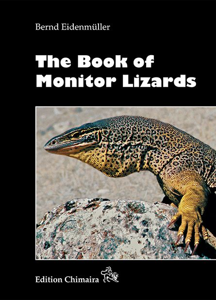 The Book of Monitor Lizards
